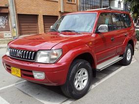 Toyota Prado Vx Mod 2001