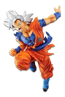 Dragon Ball Transcendence Goku Ultra Instinct (or) Banpresto