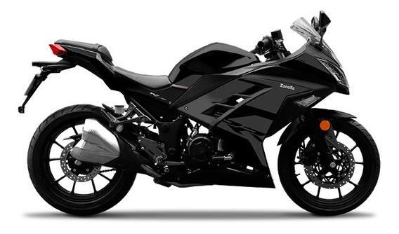 Zanella Rz 35 Rr Street Sport Moto Deportiva