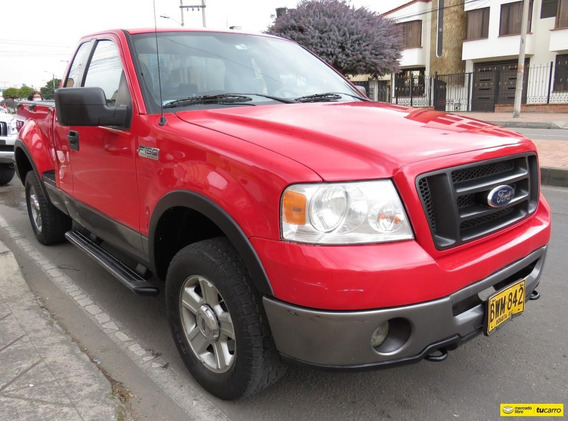 Ford F-150 At 5.4cc 4x4
