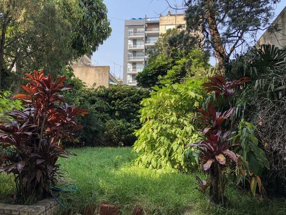 Venta Departamento Flores 4 Amb C/dep Jardin Patio Pb