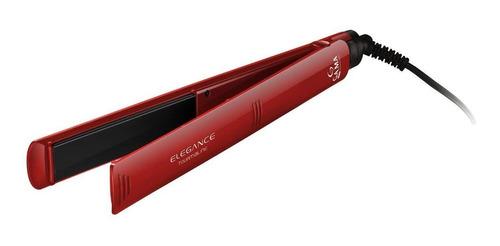 Imagen 1 de 2 de Plancha de cabello GA.MA Italy Elegance roja 110V/220V