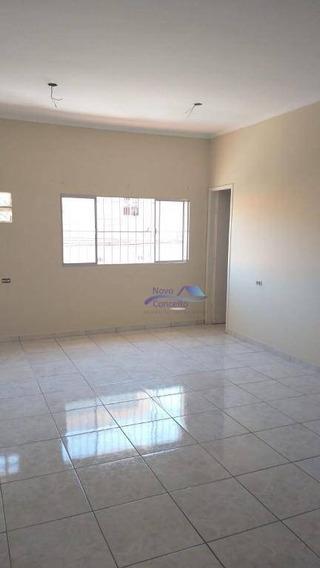 Casa Com 3 Dormitórios Para Alugar, 70 M² Por R$ 1.300/mês - Conjunto Habitacional Águia De Haia - São Paulo/sp - Ca0051