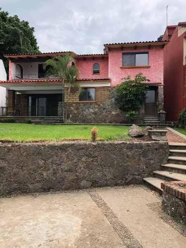 Casa En Privada En Lomas De Cortes / Cuernavaca - Ber-841-cp#