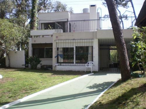 Casa En Alquiler Temporario Mansa 3 Dormitorios- Ref: 260