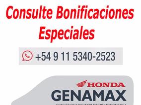Honda Cb250 Twister Inyección En Genamax