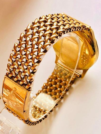 Pulseira De Ouro Relógio Omega Jaeger Lecoultre Rolex Patek Universal Vacheron Longines Mido - 13 Anos No Mercado Livre