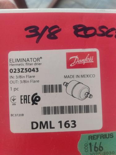 Filtro Dml 163