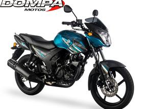 Yamaha Sz 150 Rr Modelo Nuevo Calle Naked Dompa