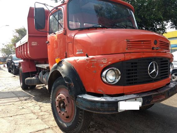 Mb 1113 79/79 C/ Báscula - R$ 30.000