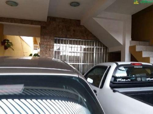 Imagem 1 de 20 de Venda Sobrado 4 Dormitórios Vila Barros Guarulhos R$ 525.000,00 - 31230v