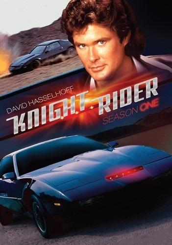 Knight Rider -el Auto Fantastico- Latino Completo
