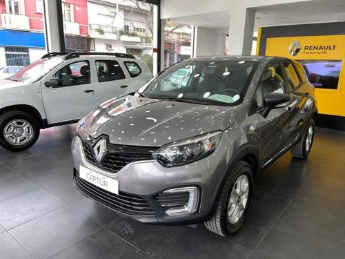 Renault Captur 1.6 Life 2021 Okm Stock Enero!! Gaston 2021