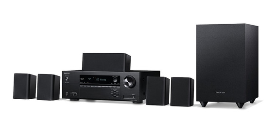 Home Theater Onkyo Kit Ht-s3910 5.1 Dolby Atmos 4k Bluetooth