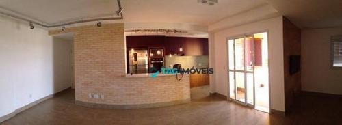 Apartamento Com 2 Dormitórios À Venda, 98 M² Por R$ 899.000 - Jardim Guanabara - Campinas/sp - Ap2100