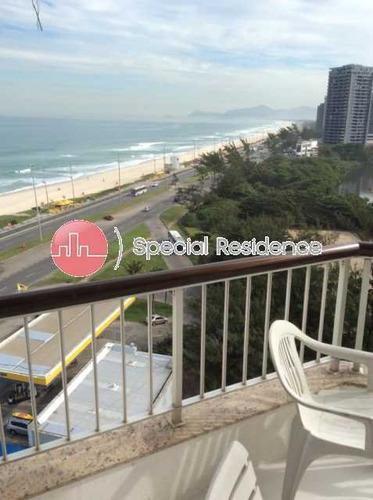 Imagem 1 de 8 de Apartamento-à Venda-barra Da Tijuca-rio De Janeiro - 100559