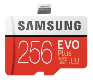 Cartão De Memoria 256 Gb Samsung