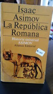 La República Romana / Isaac Asimov