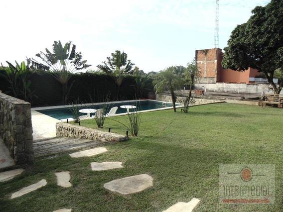 Chácara Residencial Para Locação, Rancho Dos Arcos, Boituva. - Ch0476