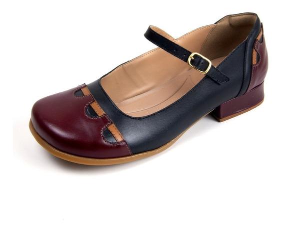 Sapato Feminino Lis Bela Mz 3207