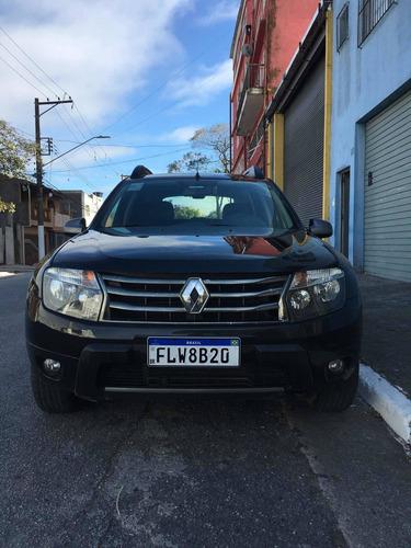 Imagem 1 de 15 de Renault Duster 2015 2.0 16v Dynamique Hi-flex Aut. 5p