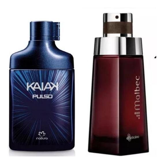 Malbec Tradicional + Kaiak Pulso 100 Ml + Brinde