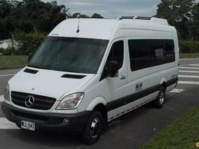 Autobuses Microbuses Mercedes-benz Sprinter 4x2