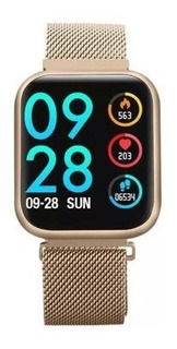 Relógio Inteligente Bluetooth Smart Watch P80 Android E Ios