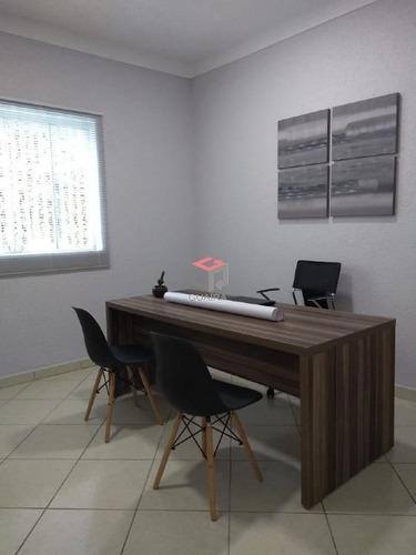 Imagem 1 de 4 de Sala Para Aluguel, Centro - São Bernardo Do Campo/sp - 90560