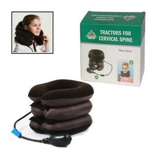 2 Dispositivo De Tracción Cervical De Estiramiento Cuellos