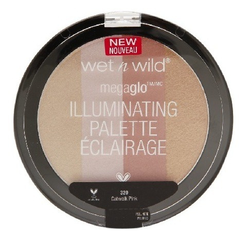 Polvo Compacto Wet N Wild Magaglo Illuminating Palette