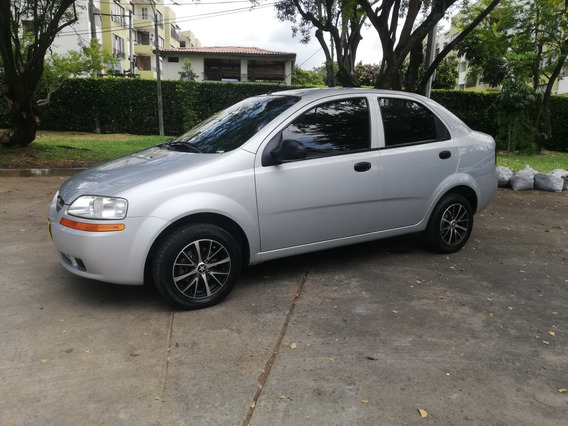 Chevrolet Aveo Ls Sedan 1.600cc