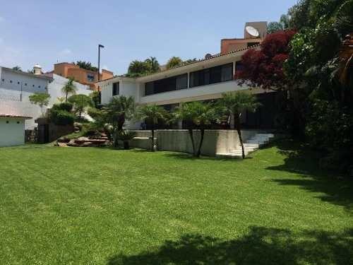Casa En Privada En Palmira / Cuernavaca - Ber-495-cp