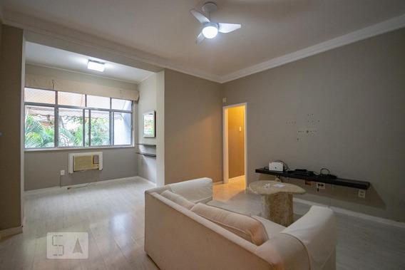 Apartamento Para Aluguel - Leblon, 3 Quartos, 90 - 893111380