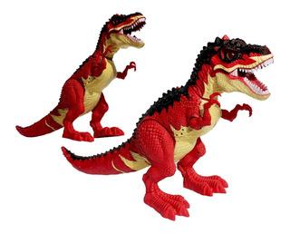 Dinosaurio Juguete Sonido Luces Y Movimiento Despacho Hoy