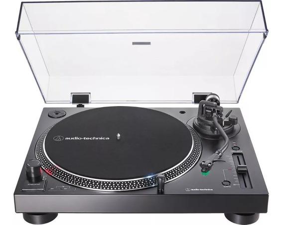 Toca Disco Audio-technica Atlp120x Lp-120x 2019 Lp120 Bivolt