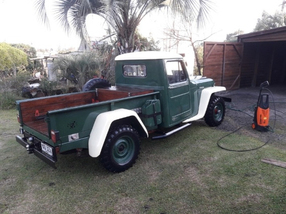 Willys Overland Pick Up