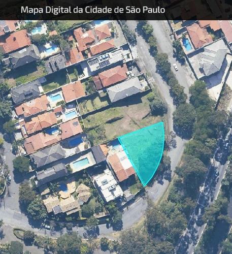 Terreno À Venda, 676 M² Por R$ 349.999,00 - Parque Dos Príncipes - São Paulo/sp - Te0152