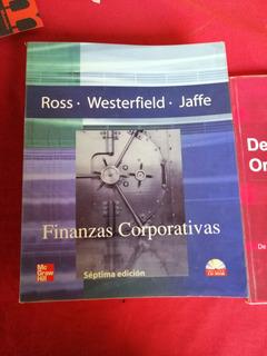 Libro Finanzas Corporativas Ross Edicion 7a