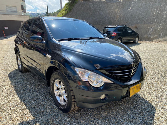 Ssangyong Actyon D20dt Turbo Diesel