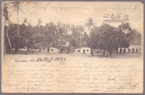 Cabedelo - Paraíba - 1899 26011921