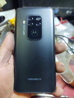 Celular Moto One Zoom 128gb
