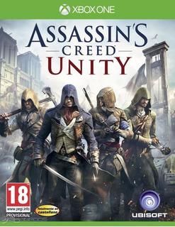 Assassins Creed Unity Xbox One Nuevo, Fisico Y Sellado
