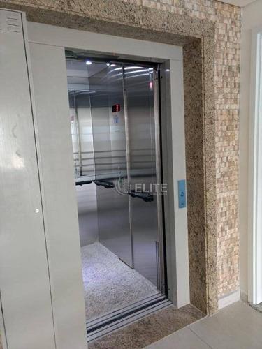Cobertura À Venda, 104 M² Por R$ 377.000,00 - Vila Pires - Santo André/sp - Co1644