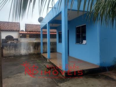 Casa 2 Quartos Pertinho Da Rodovia Em Unamar, Cabo Frio - Vcap 157 - 33846253