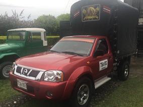 Nissan Frontier Estacas Np300 Mt 3000cc 4x4 Diesel