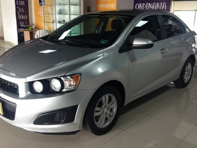 Chevrolet Sonic Paq D Lt Tm 2015 Seminuevo