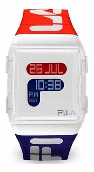 Relógio Fila Digital Lançamento Unissex Envio Rápido
