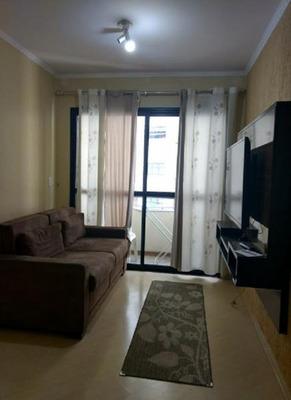 Apartamento Para Locação Em Guarulhos, Vila Rosália, 3 Dormitórios, 1 Suíte, 1 Banheiro, 2 Vagas - Ap0907