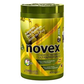 Creme De Tratamento Capilar Novex Azeite De Oliva 1000g